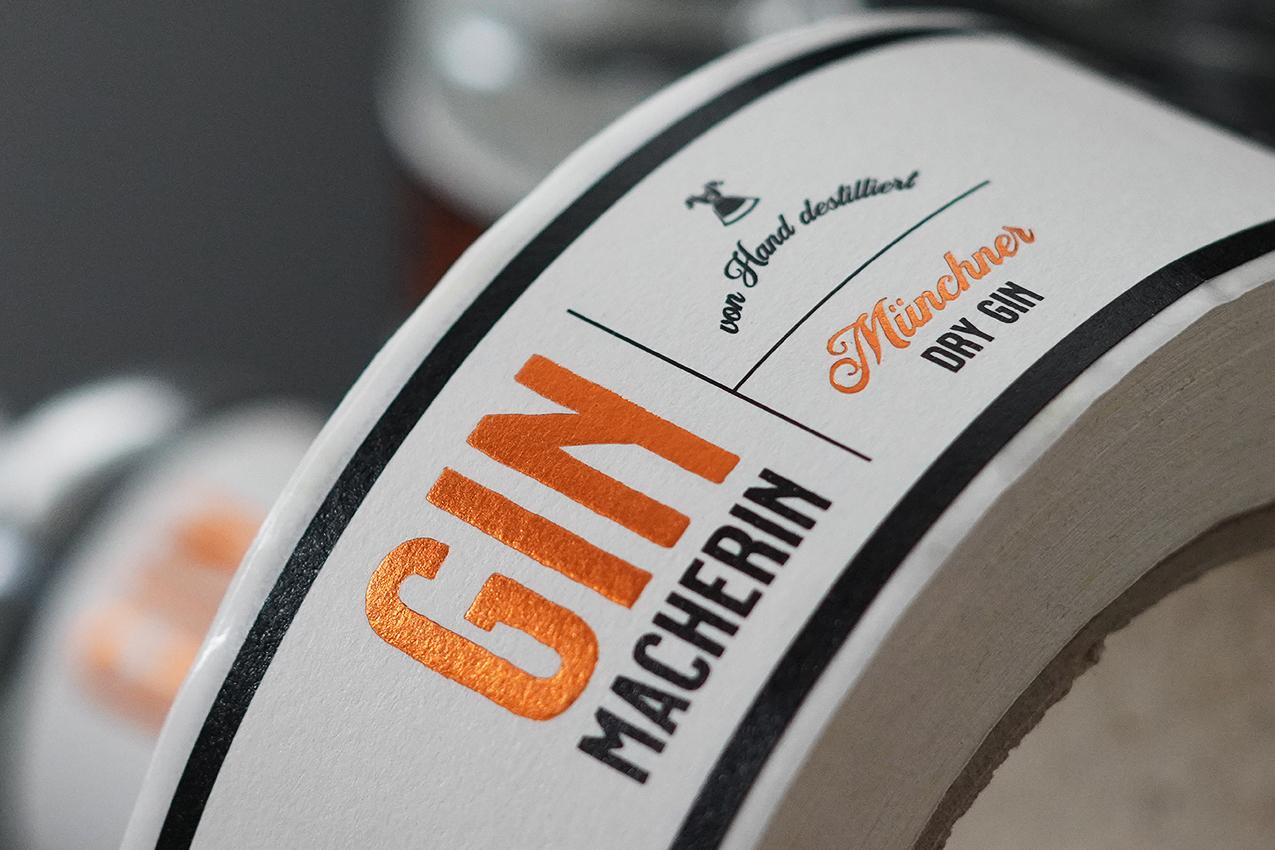 Ginmacher Rebranding